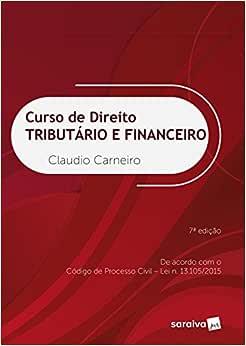 Curso de Direito Tributário e Financeiro - 9788547228132