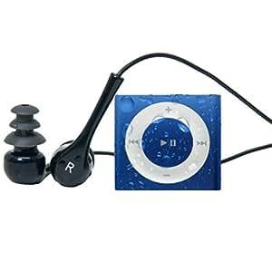 New! Royal Blue Underwater Audio Waterproof iPod Shuffle