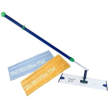 Norwex Microfiber Superior Mop Package Wet Mops Amazon