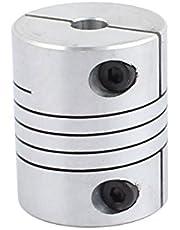 uxcell® Shaft Coupler 25mm Diameter 30mm Length