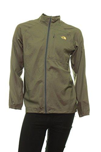 Men's The North Face Flight Series Vent Running Jacket Medium Weimaraner Brown - North Face Running Jacket