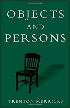 Objects and Persons by Trenton Merricks (2003-12-11)