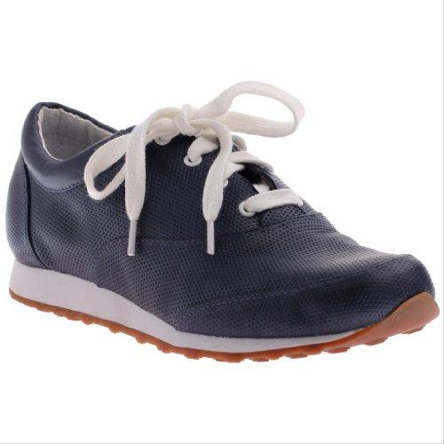 Dimmi Femmes Jogger Mode Sneaker Bleu Perf