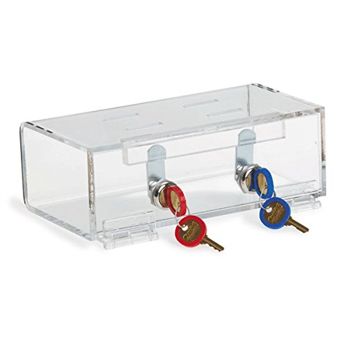 Double Lock Medical Box Small 8.325