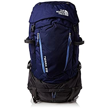 The North Face Women's Terra 55 Exploration Pack Ptriot Blue/Persian Jewel Medium/Large