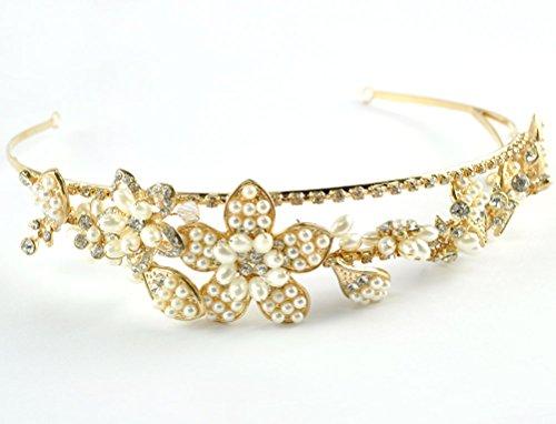 bluetop handmade gorgeous elegant royal style crystal