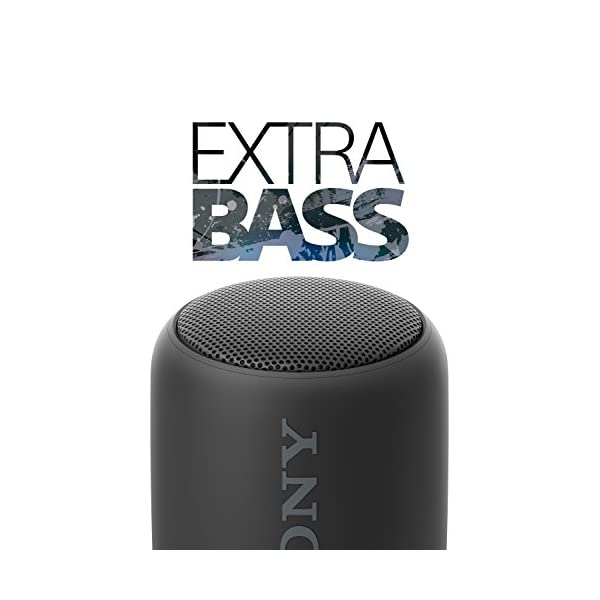 Sony SRS-XB10B Enceinte portable compacte sans fil Bluetooth NFC - Noir 3