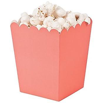 Amazon.com: Mini Navy Blue Popcorn Boxes: Health & Personal Care