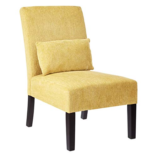 Red Hook Accent, Living Room Chair, Yellow