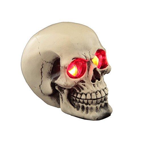 Skull Red Eyes - 9
