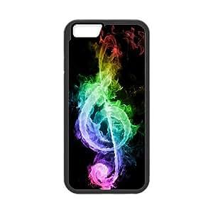 [QiongMai Phone Case] For Apple Iphone 6 Plus 5.5 inch screen Cases -Love Music-IKAI0447496