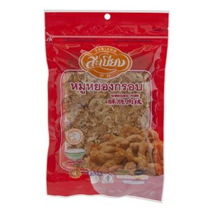 Sabiang, Shredded Pork, net weight 90 g (Pack of 2 pieces) / Beststore by KK