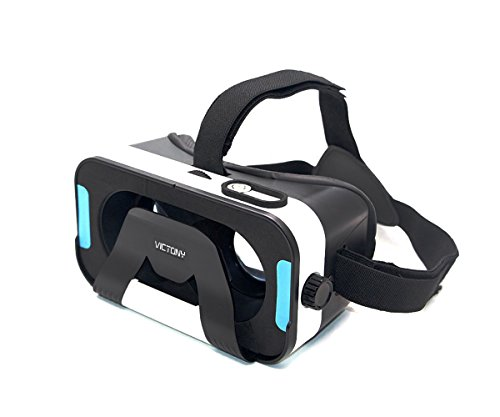 VICTONY-3D-VR-headsetMagnet-control-button-3D-VR-virtual-reality-Glasses-Movie-Game-For-IOS-Android-Microsoft-PC-phones-Series-within-45-60inchesVN-ZB