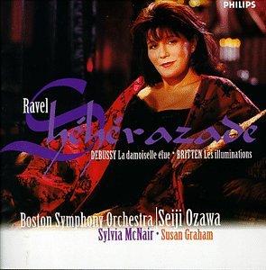 Ravel: Shéhérazade - Debussy: La damoiselle