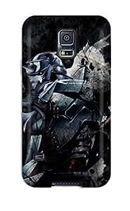 Cute Tpu Matt C Brown Alphonse Case Cover For Galaxy S5