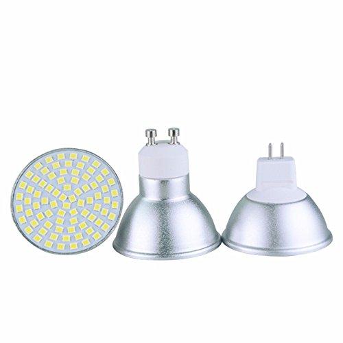 LED Spotlight Light GU10 MR16 120V 110V 9W Lampada LED Bulb Lamp 2835SMD Dimmable Spot Light Lighting,M16 Cool White 9W