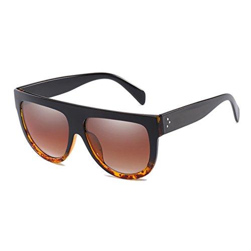 Y UV Conducir Las Sol Mujeres Gran Al Gran Moda Retro Marco C9 De Protección Moda Personalidad 400 Aire 2018 De Para Señoras Libre Ideal De Gafas De Tamaño Gafas O6wOY0rq