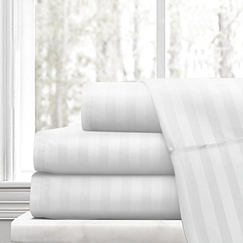 Beckham Hotel Collection Luxury Soft Brushed Microfiber 4-Pi