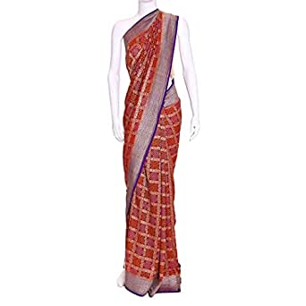 Kalaniketan Multi Color Festive Saree For Women