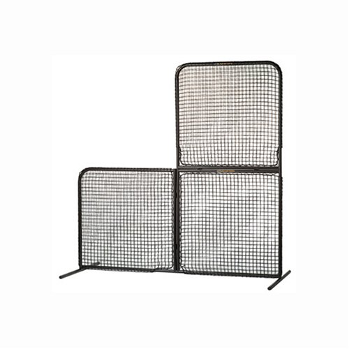 Easton Collapsible Portable L-Frame Pitching Screen ()
