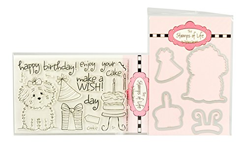 The Stamps of Life Clear Stamps & Dies, birthday4cookie and Cookie dies