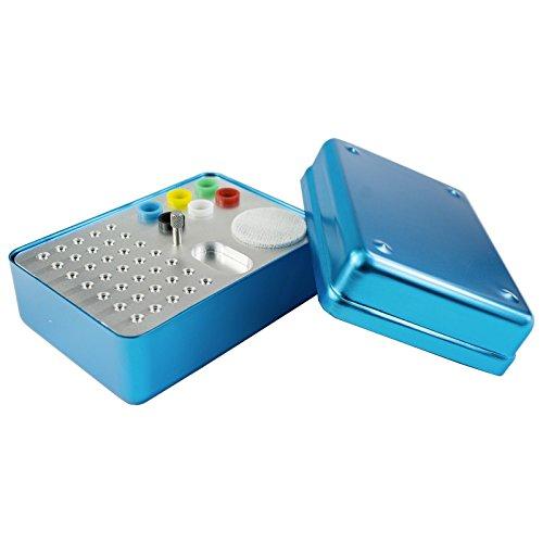 Dental Multi-function Endo Reamer Sterilizer Case Autoclave Disinfection Holder by Superdental