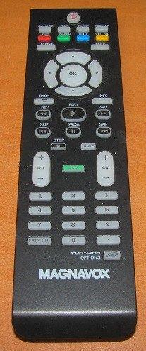 Magnavox Nf804ud Remote Control - Nf804ud