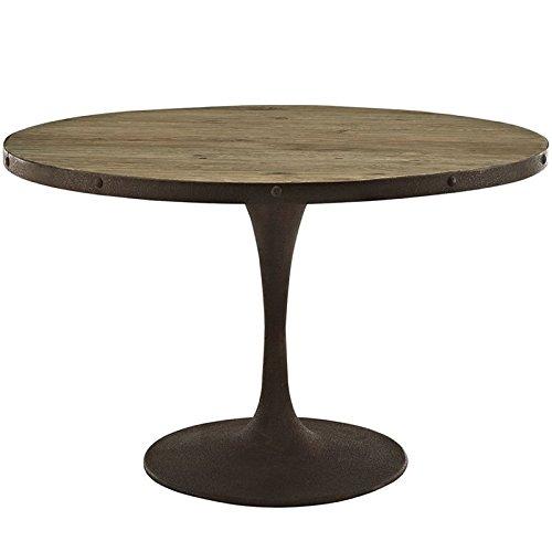 48 round pedestal table - 8