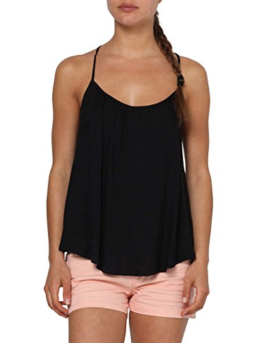 O'Neill Top Lw Solid Leopard Cami Negro XS