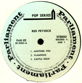 Red Prysock (Parliament) [Vinyl LP] [Stereo] by Parliament