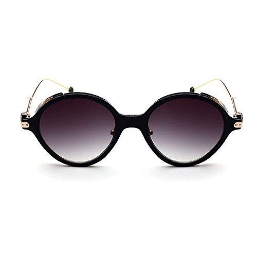de de lunettes soleil Joo pour soleil soleil placage couleur la plastique les cadre pour soleil de lentille Lunettes délicates co femmes classiques en cerclées Lunettes Silver conduite impression lunettes de aPwxaqr7O
