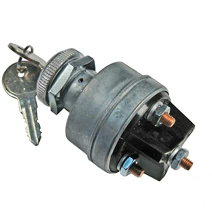 Ignition Switch 12 Volt 30 Amp New Holland LS190 LX865 LS160 LS170 on new holland c185 wiring diagram, new holland l250 wiring diagram, new holland l220 wiring diagram, new holland lx565 wiring diagram, new holland l553 wiring diagram, new holland l170 wiring diagram, new holland c190 wiring diagram, new holland ls160 wiring diagram, new holland ls180 wiring diagram, new holland l180 wiring diagram, new holland l775 wiring diagram, new holland lb115 wiring diagram, new holland l555 wiring diagram, new holland ls170 wiring diagram, new holland l785 wiring diagram, new holland l218 wiring diagram, new holland l185 wiring diagram, new holland l454 wiring diagram,