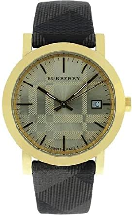 Burberry BU1874 The City Nova Check Unisex Uhr
