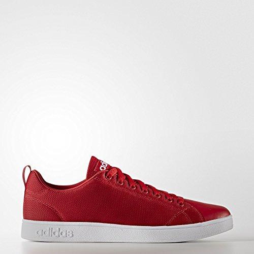 Rouge Baskets Advantage Homme Vs Adidas Cl Aw4260 8p00qa