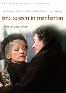 Jane Austen in Manhattan - The Merchant Ivory Collection
