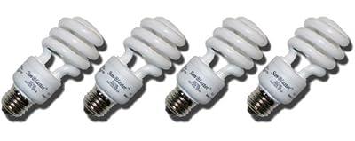 SunBlaster Compact Fluorescent 4 Pack Bulbs