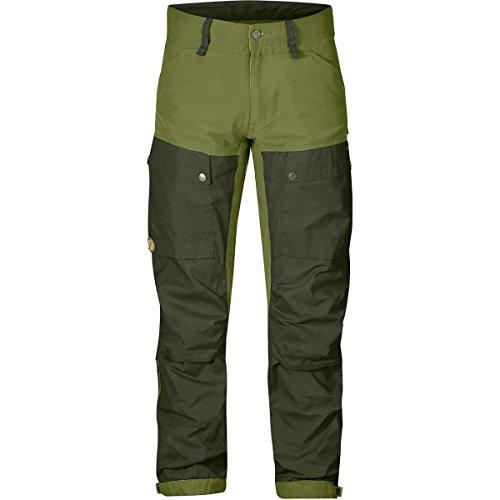 Vert Pantalon Keb Olive Homme Fjällräven vert Regular UzH0xTqqIw