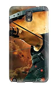 High Impact Dirt/shock Proof Case Cover For Galaxy Note 3 (hawkeye In The Avengers)