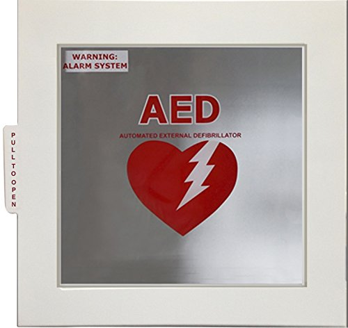 Universal Activar Alarmed Aed Cabinet Fits All Brands