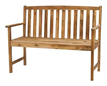 Swell Alexander Rose 4Ft Acacia Bench Pabps2019 Chair Design Images Pabps2019Com