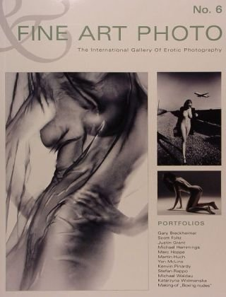 FINE ART PHOTO Nr. 6: The International Gallery Of Erotic Photography