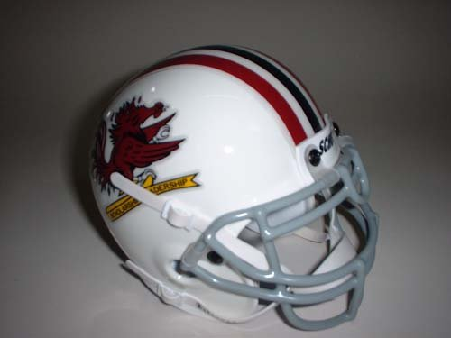 Schutt 1966 South Carolina Gamecocks Throwback Mini Helmet