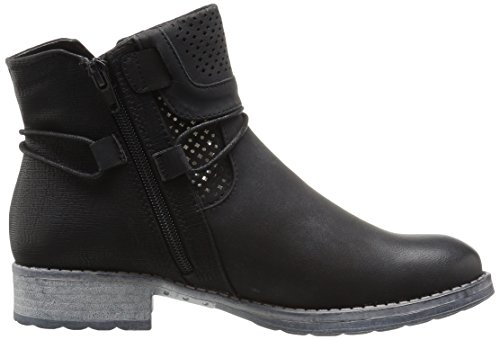 Parent Ankle Women's Bootie Tumbler Laundry Dirty Smooth Black wCqpvACn
