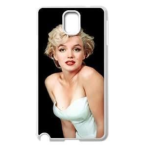 C-EUR Customized Print Marilyn Monroe Hard Skin Case Compatible For Samsung Galaxy Note 3 N9000 Kimberly Kurzendoerfer