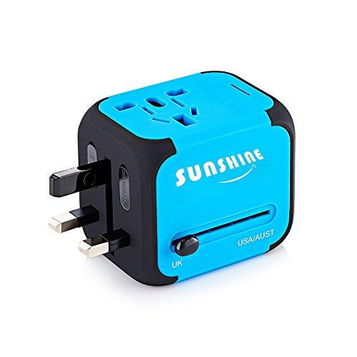 Sunshine International Adapter Charger Worldwide