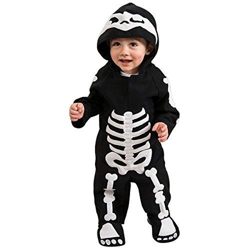 GSG Skeleton Costume Baby Halloween Fancy Dress -