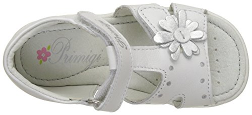 Primigi Pbt 7050, Botines de Senderismo para Bebés Blanc (Bianco)