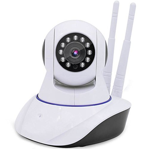 WensLTD 1MP:1280×720p Wireless Camera Baby Monitor WiFi IP Surveillance Camera, Two-Way Audio and Infrared Night Vision