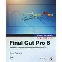 Final cut pro 6 apple pro training s