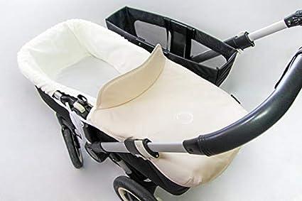 Funda Capazo Bugaboo Donkey Compatible.Color Beige -